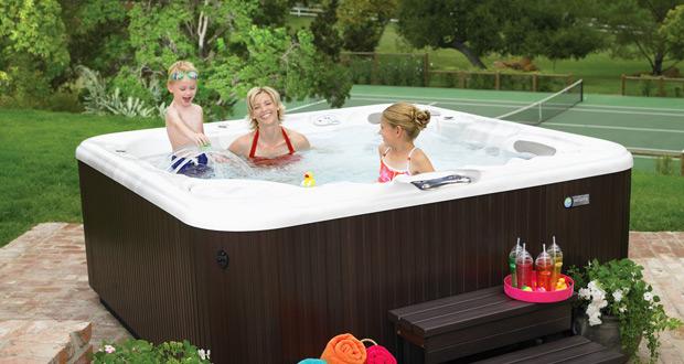 hot tubs comox fireplace patio. Black Bedroom Furniture Sets. Home Design Ideas