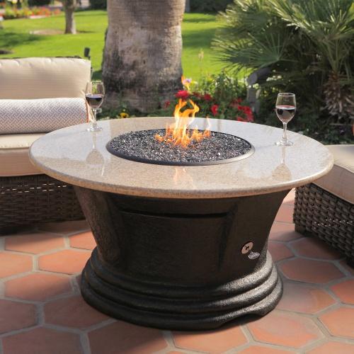 California Outdoor Concepts – San Simeon Table