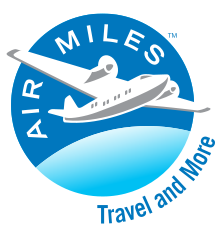 we accept air miles points